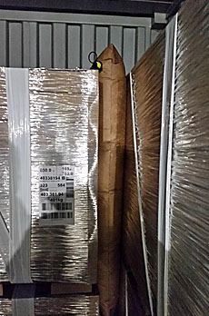 Container Dunnage Bags