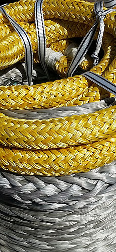 HMPE Rope Protection