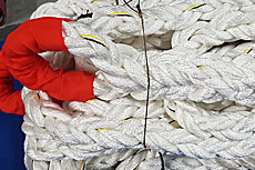 Rope with Cover