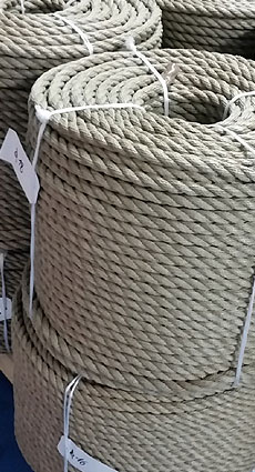 Tall Ship Ropes